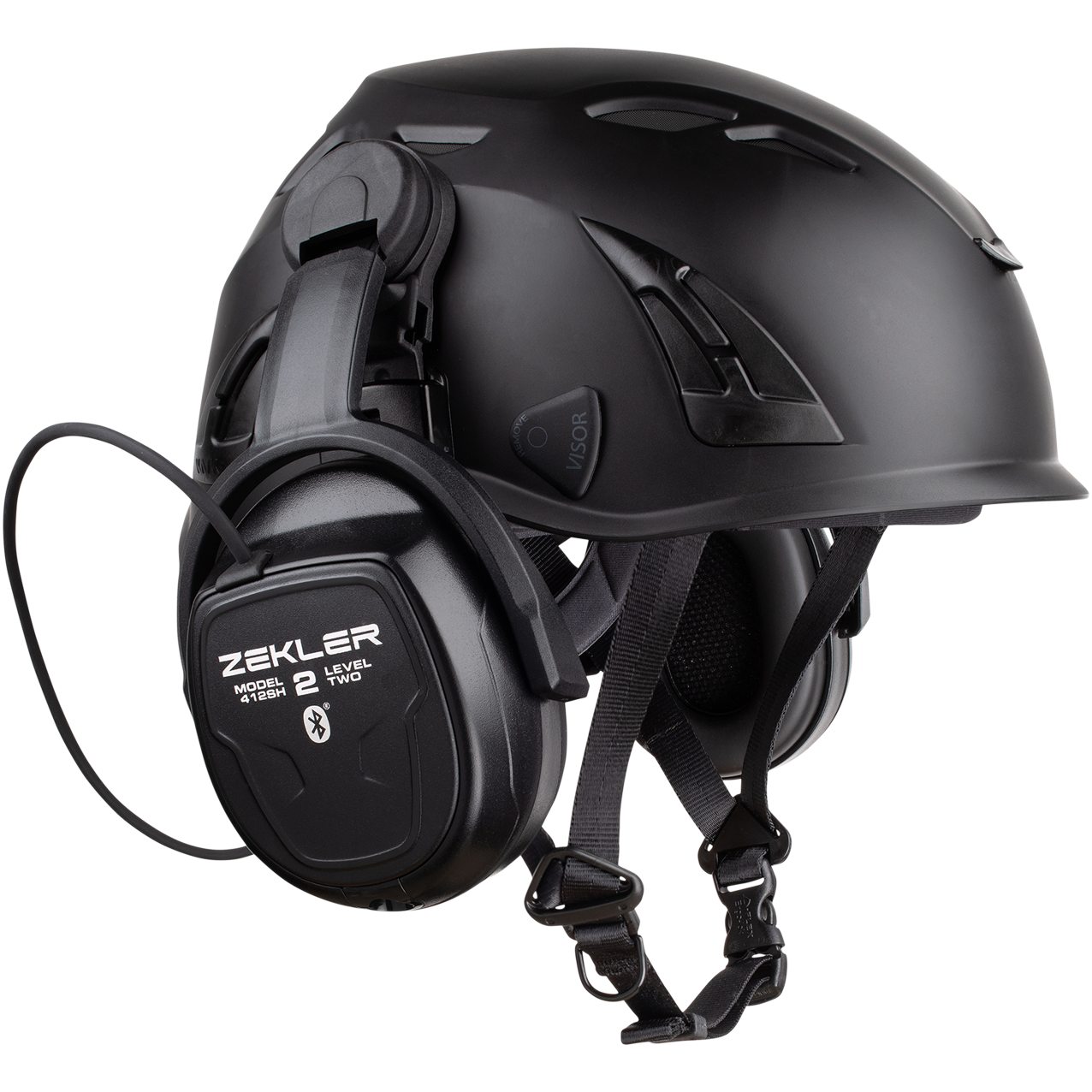Headset Zekler 412SH for helmets